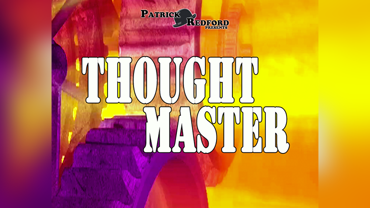 Thought Master - Patrick G. Redford video DOWNLOAD
