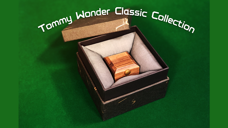 Tommy Wonder Classic Collection Ring Box - JM Craft