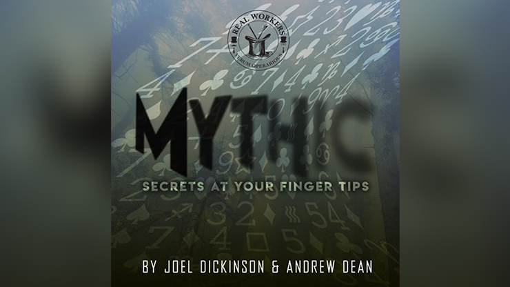 MYTHIC (Gimmicks and Online Instructions) by Joel Dickinson & Andrew Dean - Trick