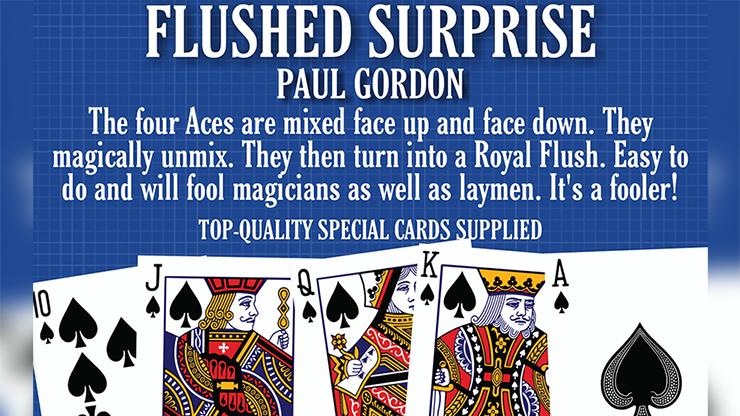 FLUSHED SURPRISE by Paul Gordon - Trick