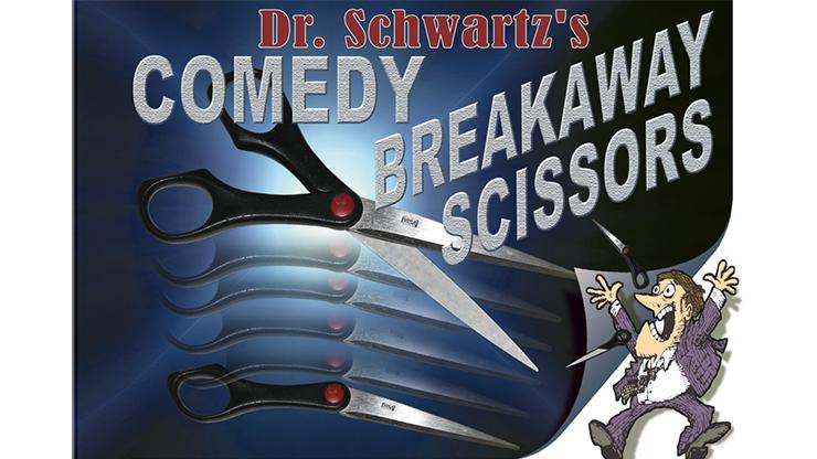 Comedy Breakaway Scissors - Martin Schwartz