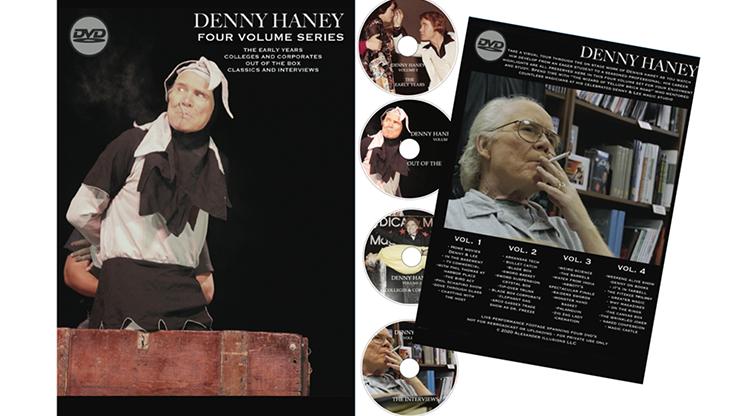 Denny Haney: LIVE 4  Set - Scott Alexander