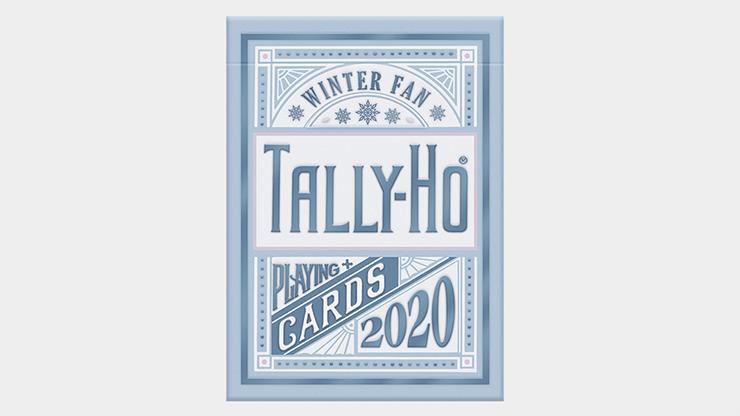 TallyHo Winter Fan Playing Cards