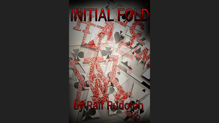 Initial Fold by Ralf Rudolph aka Fairmagic mixed media DOWNLOAD