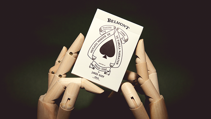 Belmont Playing Cards