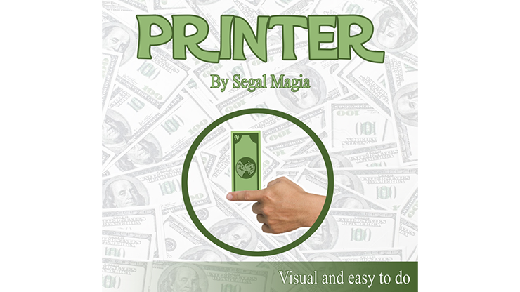 PRINTER by Segal Magia video DOWNLOAD