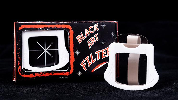 Black Art Filter by Lemo Magic - Trick