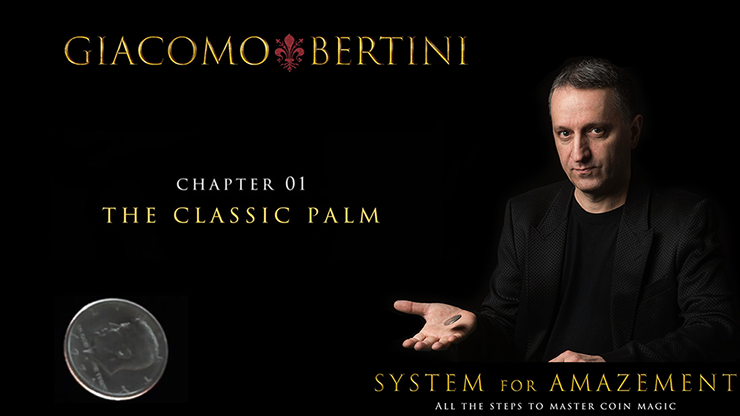 Bertini on the Classic Palm - Giacomo Bertini video DOWNLOAD