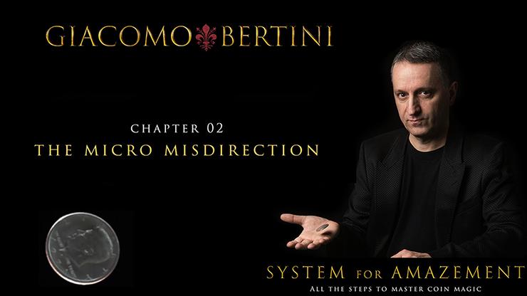 Micromisdirection - Giacomo Bertini video DOWNLOAD