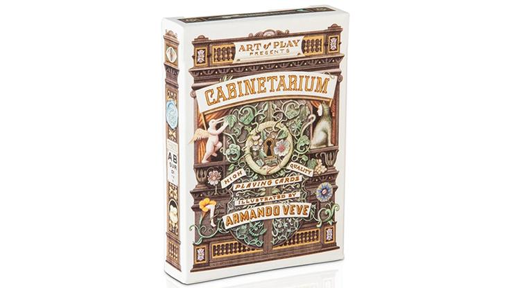 Carti de joc Cabinetarium