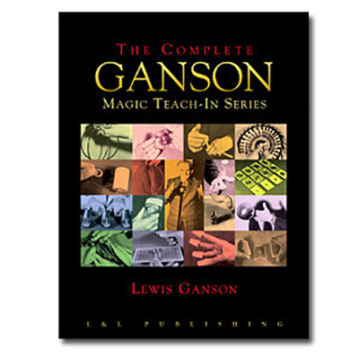 The Complete Ganson TeachIn Series - Lewis Ganson and L&L Publishing  eBook DOWNLOAD