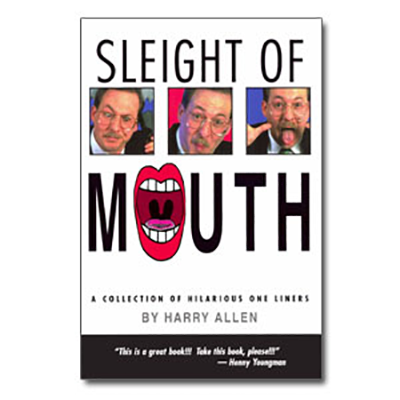 Sleight of Mouth - Harry Allen  eBook DOWNLOAD