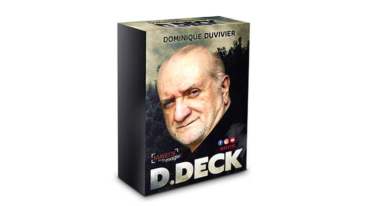 D. DECK (Gimmicks and Online Instructions)