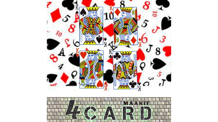 Four Cards - Maarif video DOWNLOAD