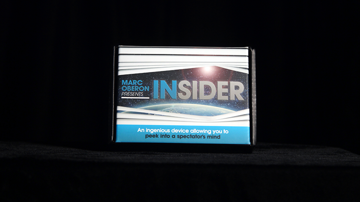 INSIDER by Marc Oberon - Trick
