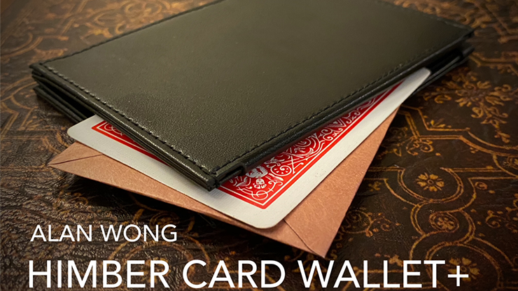 Himber Card Wallet Plus by Alan Wong - Trick