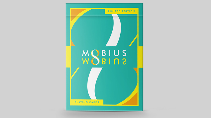 MOBIUS Green Playing Cards - TCC Presents