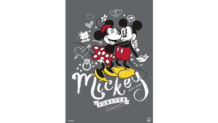 Paper Restore (MICKY & MINI) - JL Magic