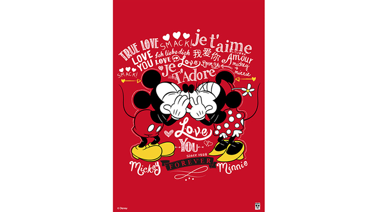 Paper Restore (MICKY & MINI LOVE) - JL Magic
