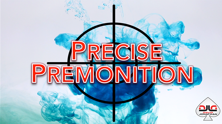 Precise Premonition - David Jonathan video DOWNLOAD