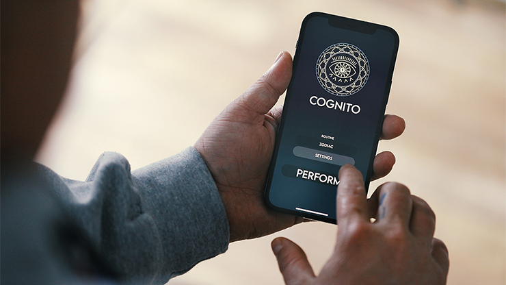 Cognito (App & Online Instructions) - Lloyd Barnes & Owen Garfie