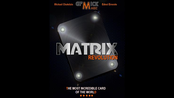 MATRIX REVOLUTION Red - Mickael Chatelain