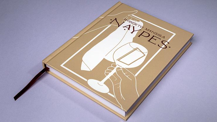Naypes - Roberto Mansilla  Book