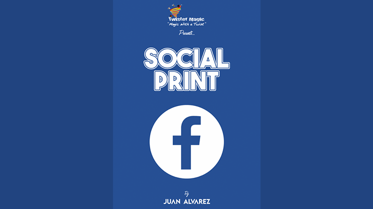 SOCIAL PRINT - Juan Alvarez and Twister Magic (Angelina Jolie)