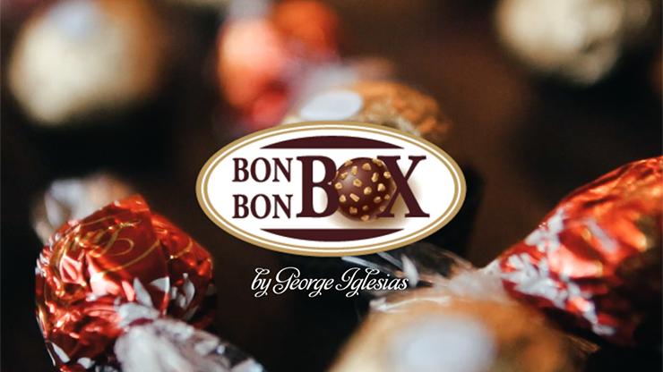 BonBon Box by George Iglesias and Twister Magic (Gold Box) - Trick