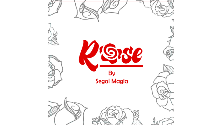 Rose by Segal Magia Mixed Media DOWNLOAD
