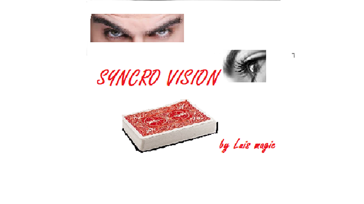 SYNCRO VISION by Luis magic video DOWNLOAD