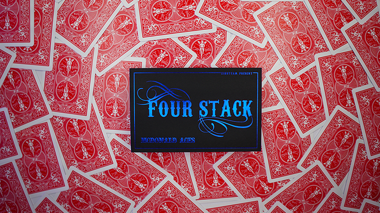 FOUR STACK RED by Zihu - Trick