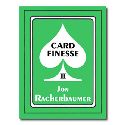 Card Finesse II by Jon Racherbaumer eBook DOWNLOAD