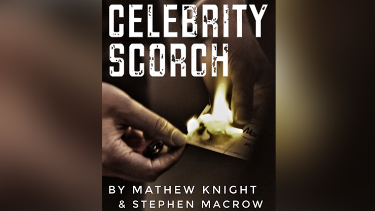 Celebrity Scorch (Brad Pitt & Angelina Jolie) - Mathew Knight and Stephen Macrow
