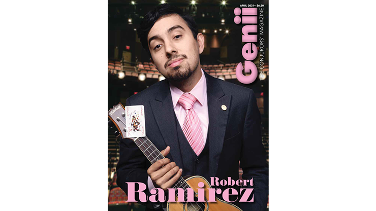 Genii Magazine April 2021 Book