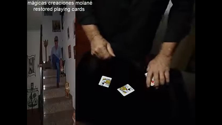Restored Playing Cards by Salvador Molano video DOWNLOAD