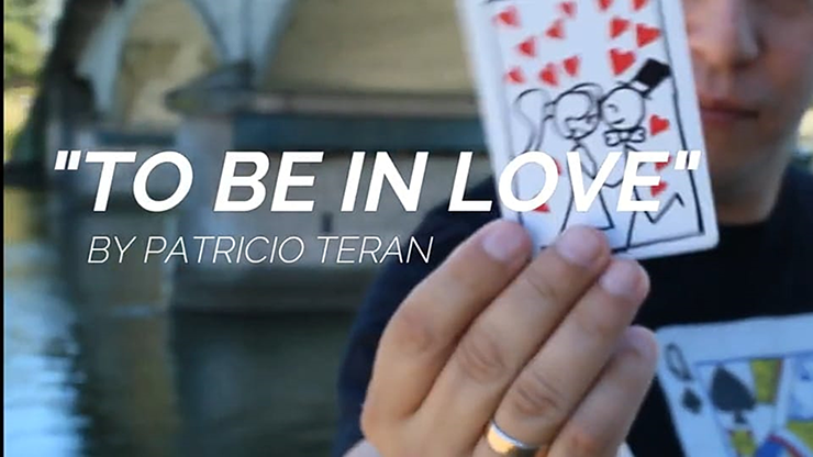 To be in love by Patricio Teran video DOWNLOAD