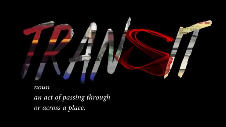 Transit (Red) by Ron Salamangkero - Trick