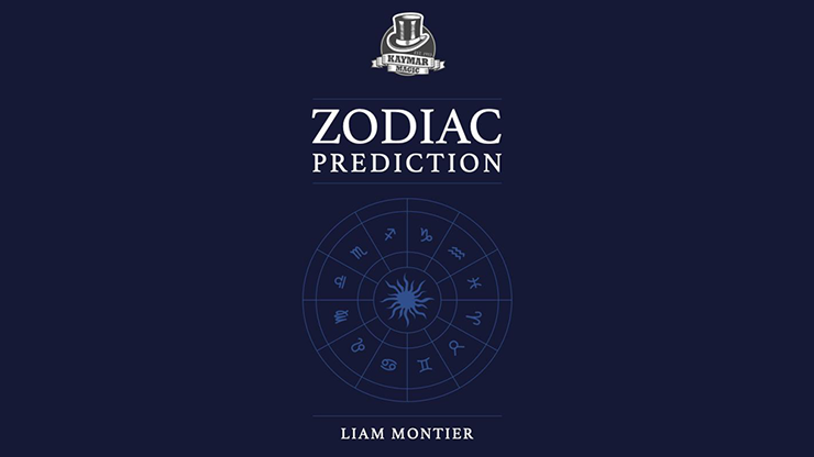 ZODIAC REVELATION (Gimmicks and Online Instructions) by Kaymar Magic - Trick