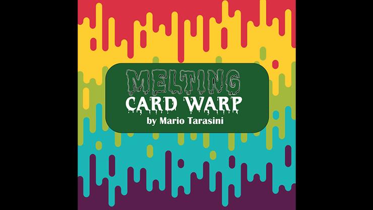 Melting Card Warp by Mario Tarasini video DOWNLOAD
