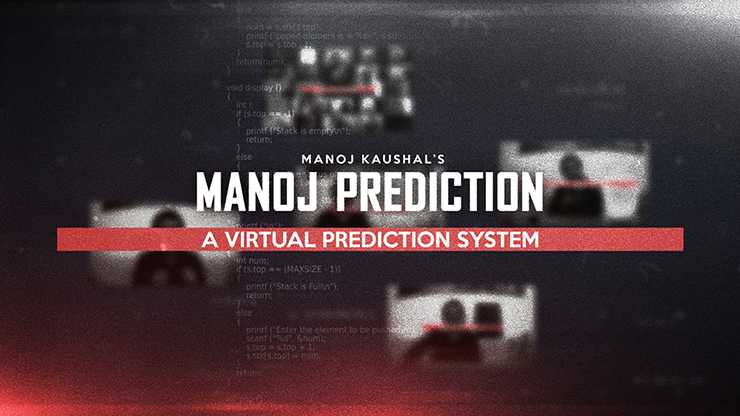 MANOJ PREDICTION-Virtual Prediction System by Manoj Kaushal video DOWNLOAD