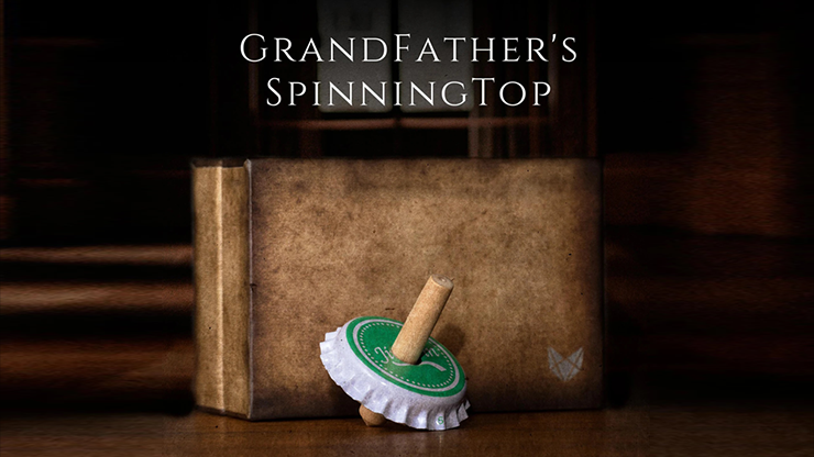 Grandfather's Top (Gimmick and Online Instructions) - Adam Wilber and Vulpine Creations