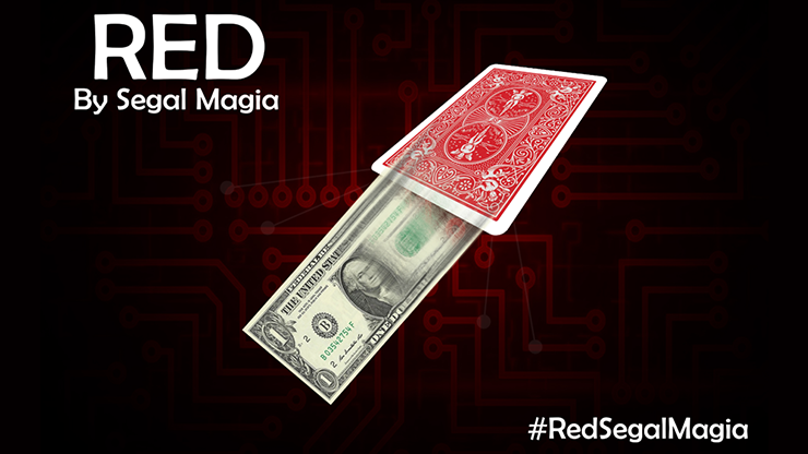 RED by Segal Magia video DOWNLOAD