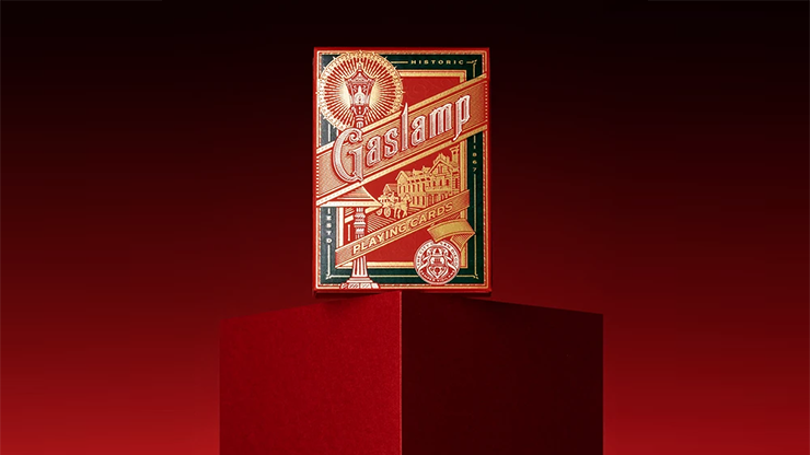 Gaslamp Playing Cards - Art of Play