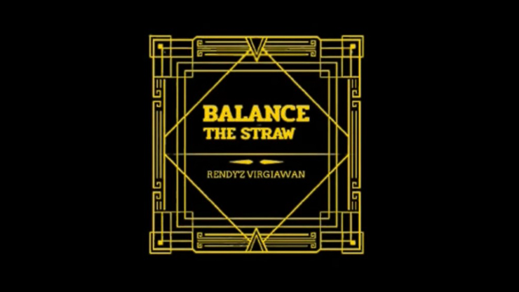 Balance The Straw - Rendy'z Virgiawan video DOWNLOAD
