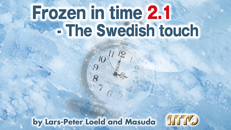 Frozen In Time Swedish by Katsuya Masuda - Trick