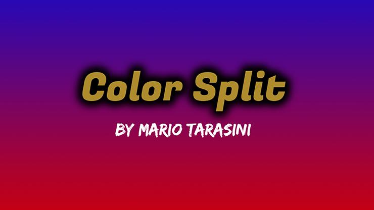 Color Split by Mario Tarasini video DOWNLOAD