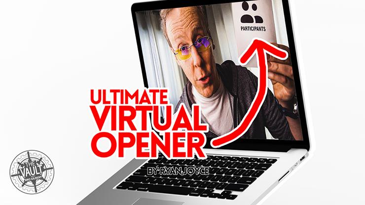 The Vault - The Ultimate Virtual Opener by Ryan Joyce