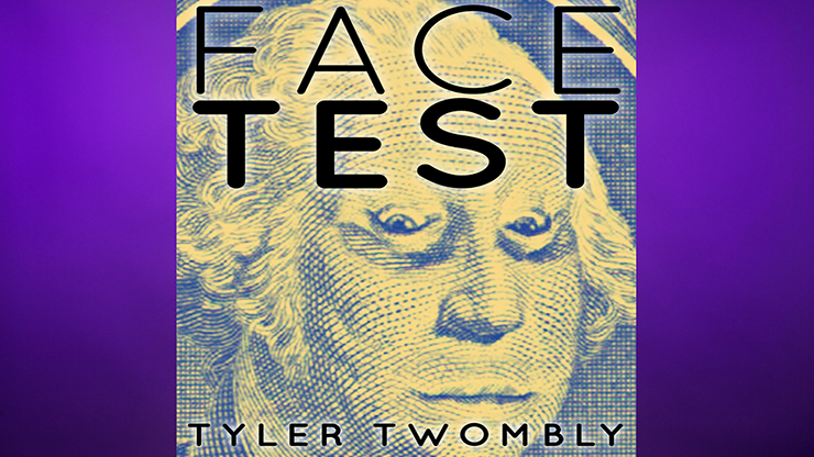 Face Test by Tyler Twombly mixed media DOWNLOAD