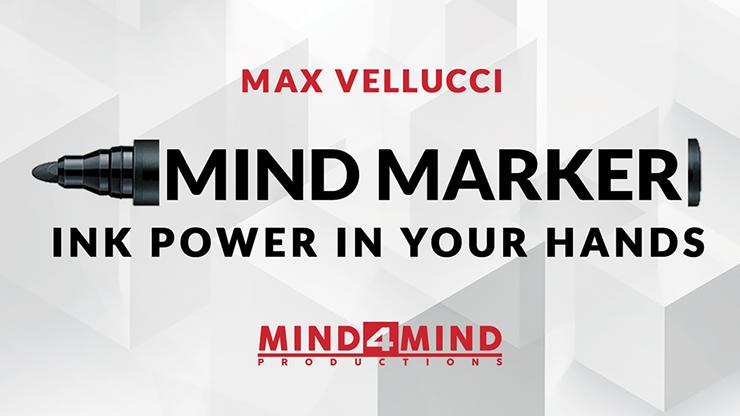 MIND MARKER - Max Vellucci